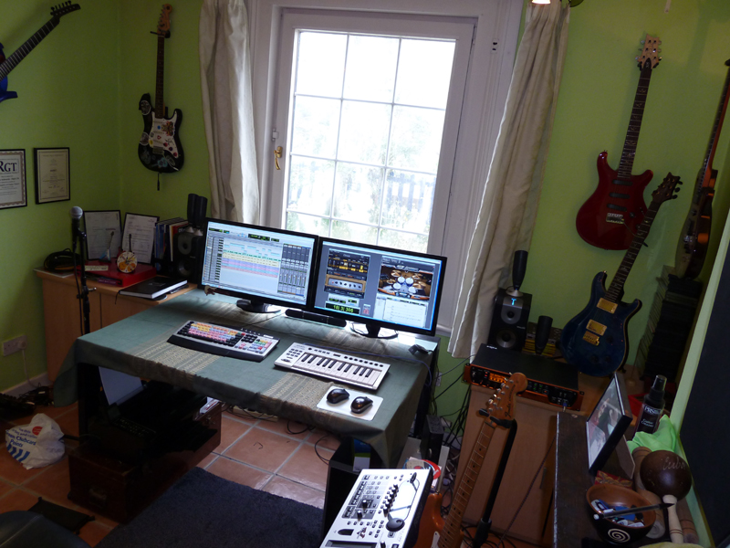 Best financial investment is home studio sell your own music - Home studio ...